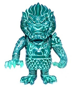 Super7 San Diego Comic Con 2009 Exclusive Jade Mongolion by L'amour Supreme