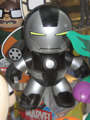 Marvel Universe Mighty Muggs - War Machine