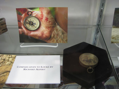 Lost: The Auction - Compass Given To Locke By Richard Alpert