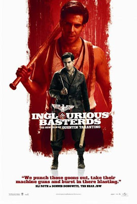 Inglourious Basterds Character Movie Posters Set 2 - Eli Roth is Donnie Donowitz, The Bear Jew