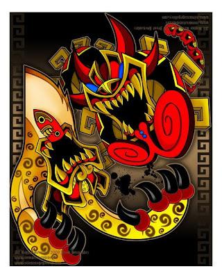Silent Stage x Jesse Hernandez FlipFlop Giclee Print - Flop