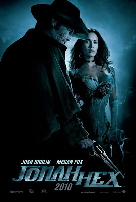 Jonah Hex San Diego Comic Con 2009 Teaser One Sheet Movie Poster