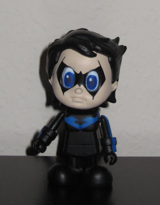 Batman Cosbaby by Hot Toys - 3 Inch Nightwing Chase Figure