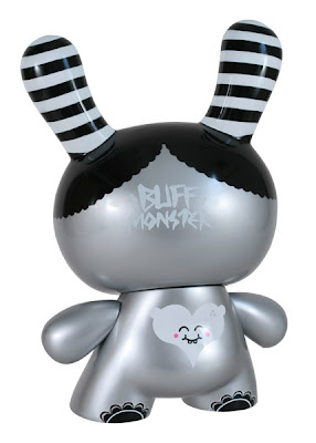 Kidrobot - Buff Monster 8 Inch Dunny Back