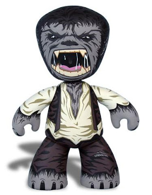 Mezco Toyz - The Wolfman Mez-Itz Vinyl Figure