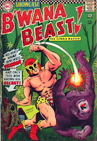 Showcase #66 Cover Artwork - The First Appearance of B'wana Beast