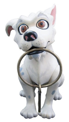 Disney x Span of Sunset Key Dog Vinyl Figure