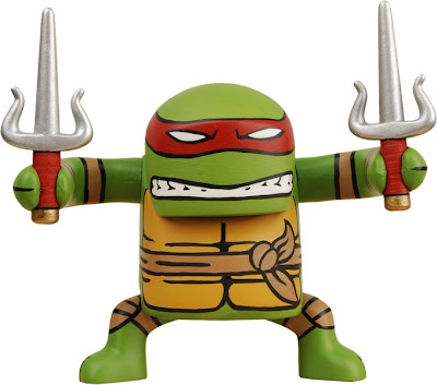 Raphael Teenage Mutant Ninja Turtle BATSU Vinyl Figure by NECA