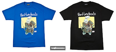 The Hundreds x Dark Horse Comics Usagi Yojimbo Limited Edition T-Shirts by Stan Sakai