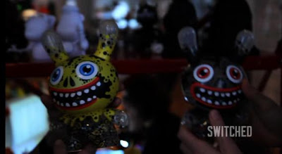 Kidrobot - 8 Inch SKWAK Dunny Sneak Peek