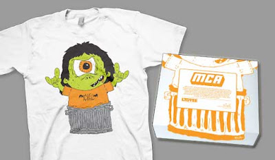 MCA Evil Design T-Shirt Box Set from LTD Tee