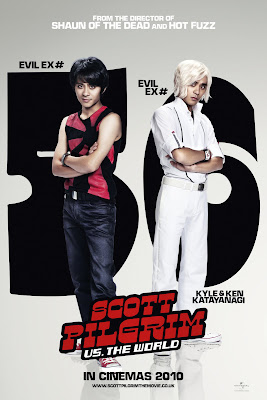 Scott Pilgrim vs. The World - Shota Saito & Keita Saito as Evil Ex #5 and Evil Ex #6 - Kyle & Ken Katayanagi