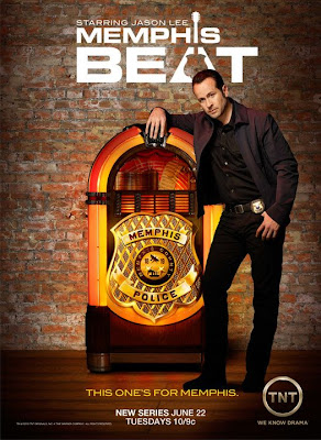 Memphis Beat Season 1 One Sheet Television Poster