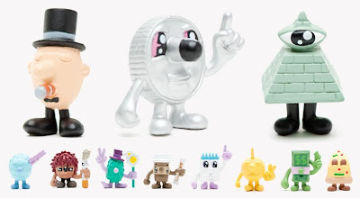 Kidrobot - Thoughts in Jeremyville Super-Mini Series by Jeremyville Vinyl Figures