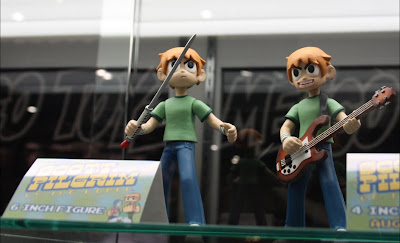 FIRST LOOK: Scott Pilgrim vs. The World Action Figures by Mezco Toyz
