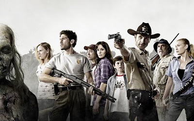 The Walking Dead Season 1 Cast Photo