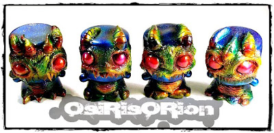 Tenacious Toys Marshall Blind Box Custom Series - Space Junk Marshalls by OsirisOrion