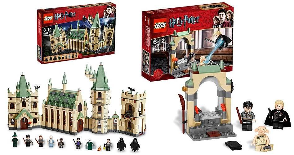 Castle Harry Potter Lego Lego Harry Potter Sets