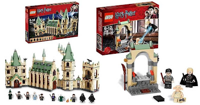 LEGO Harry Potter Sets - Hogwart's Castle and Dobby's Release