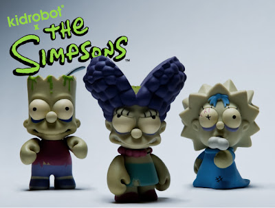 Kidrobot x The Simpsons Mini Figure Series 2