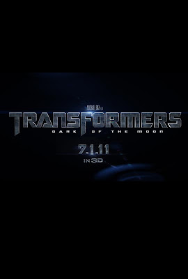 Transformers: Dark of the Moon One Sheet Teaser Movie Poster