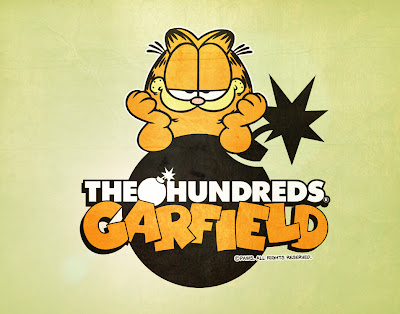 The Hundreds x Garfield Collection