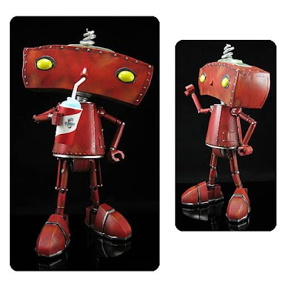 Bad Robot Productions Mascot Maquette by Quantum Mechanix