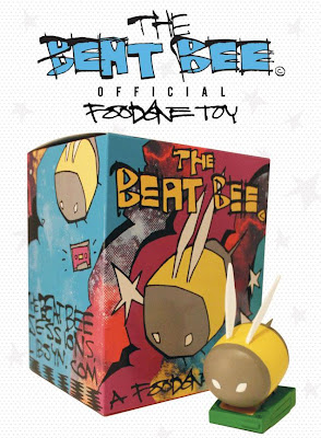 Jim Mahfood's Beat Bee 3 Inch Resin Figure