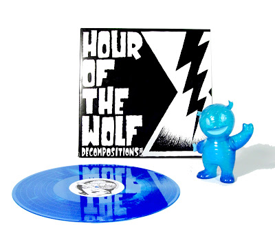 Hour of the Wolf x Super7 Mummy Boy Blue Vinyl Set