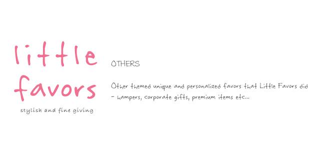 Others / Souvenirs