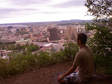 Me in peace on the Mont-Royal