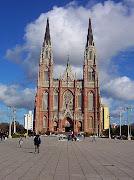 DIARIO PREGÓN DE LA PLATA: . la plata catedral