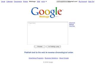 Google Weblogs mdro.blogspot.com