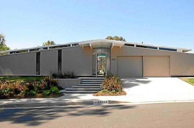 Rhan Vintage Mid Century Modern Blog Joseph Eichler Homes