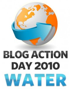 BAD2010 Water1 238x300 Dossier Eau   Blog Action Day 2010 à leau   journée daction le 15 Octobre sur Econov   partie 3