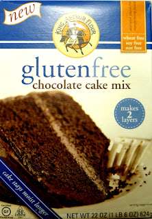 Cookistry King Arthur Flour Gluten Free Chocolate Cake