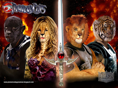 Thunder Cats  on Ivan  Thundercats