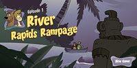 Опасное происшествие у реки | River Rapids Rampage