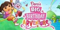 Большое приключение Даши на дне рождения | Doras Big Birthday Adventure