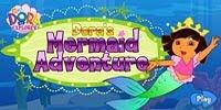 Приключение русалки Даши | Dora's Mermaid Adventure