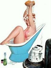 Mais carinho, mais cuidado, um banho de vida...