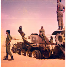 Targets towing in Sinai