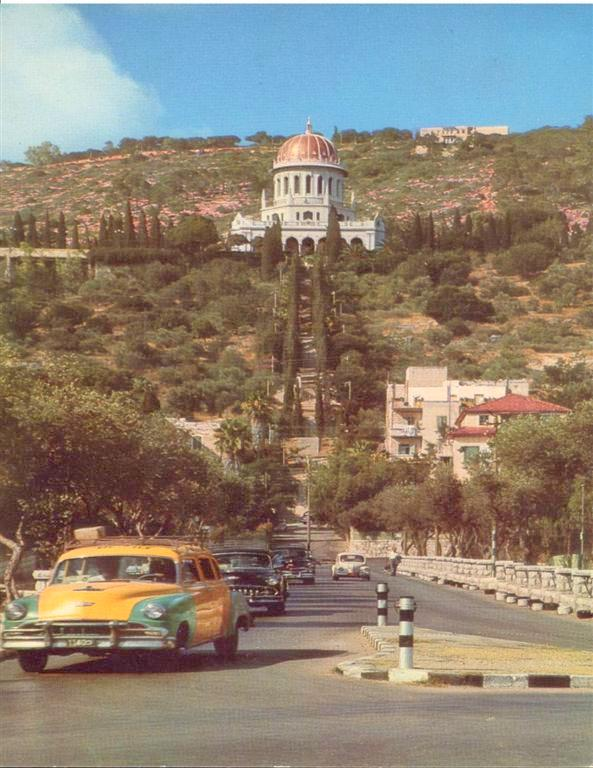 Haifa in the early 60&#39;s