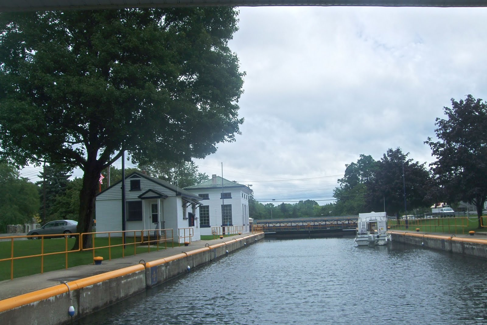 Merle S Whirls Cruising The Erie Canal In Style