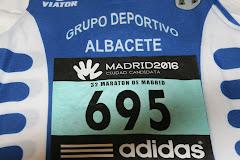 Maratón Madrid (Abril 2009)