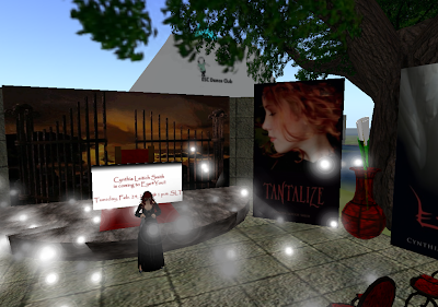 Visit with Author Cynthia Leitich Smith on Tuesday, Feb. 24 at Second Life
