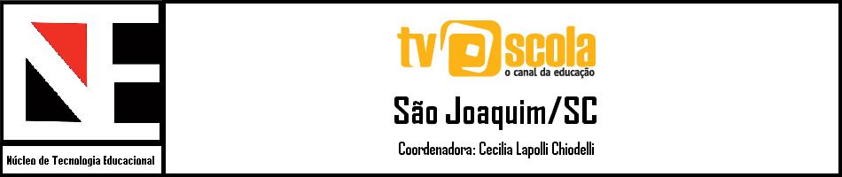 TV ESCOLA - NTE/SAO JOAQUIM