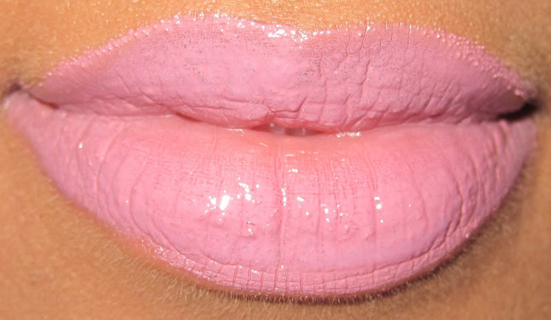 Love this combo right now for perfect pinkish lilac lips lol! I used  title=