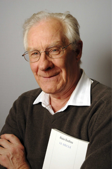 Who is Alain Badiou ?