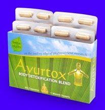 Ayurvedic Herbal Medicine for Body Detoxification